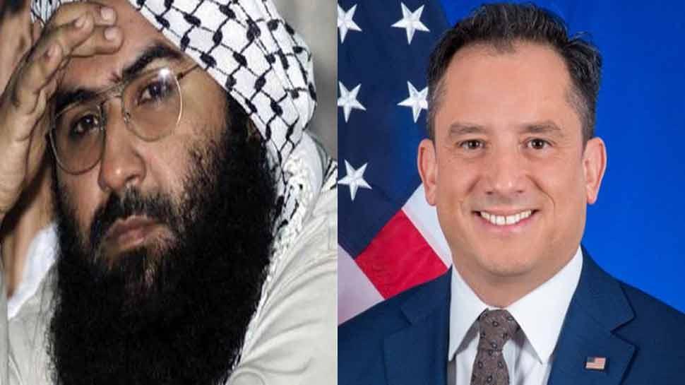 मसूद को वैश्विक आतंकवादी घोषित करने में असफलता क्षेत्रीय स्थिरता, शांति के लिए खतरा : अमेरिका