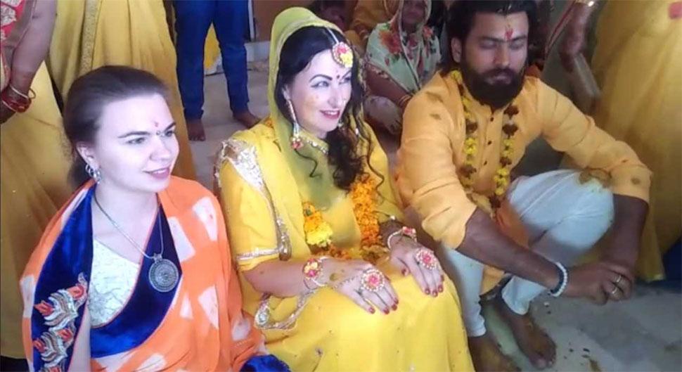 Rajasthan News, Pokhran, Russian Women
