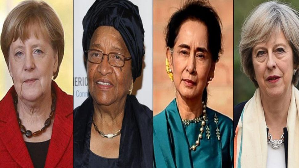 राजनीति में महिला प्रमुखों की संख्या में गिरावट, विश्व के नेताओं में केवल 7% महिलाएं