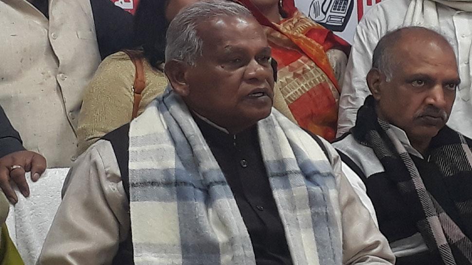 महागठबंधन के जीतने पर राहुल गांधी को पीएम उम्मीदवार के तौर पर करूंगा समर्थनः मांझी