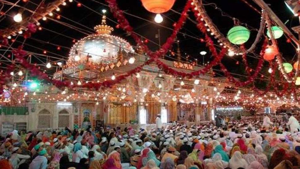 राजस्थान: ख्वाजा गरीब नवाज की दरगाह में पेश हुई राहुल गांधी की चादर