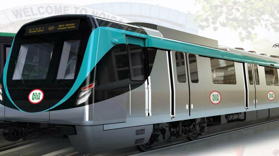 एक्वा मेट्रो लाइन से सफर करने वालों के लिए खुशखबरी, 15 मार्च से सभी स्टेशनों के लिए फीडर बसें