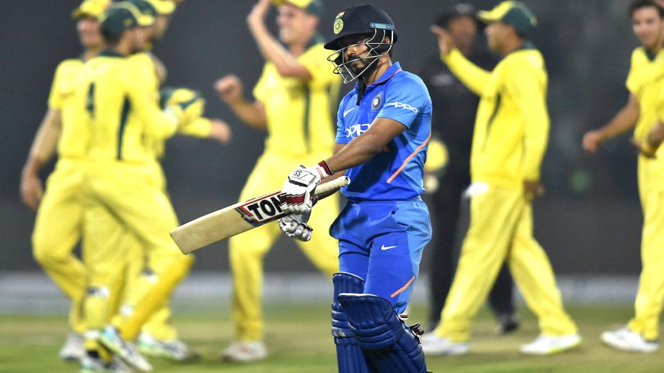 INDvsAUS: टीम इंडिया की 3 कमजोरियां उजागर, वर्ल्ड कप के लिए चिंता बढ़ी