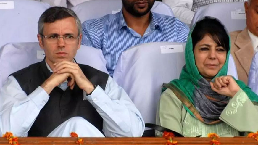जम्मू और कश्मीर: लोकसभा चुनाव के साथ विधानसभा चुनाव न कराने पर कई नेता नाराज