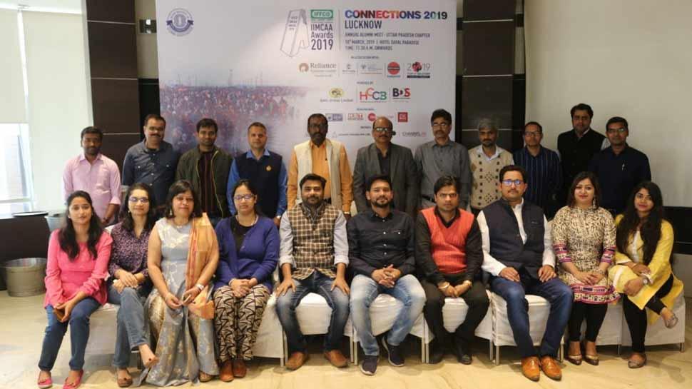 IIMC इम्का कनेक्शन्स लखनऊ और चंडीगढ़ में जुटे पूर्व छात्र-छात्राएं