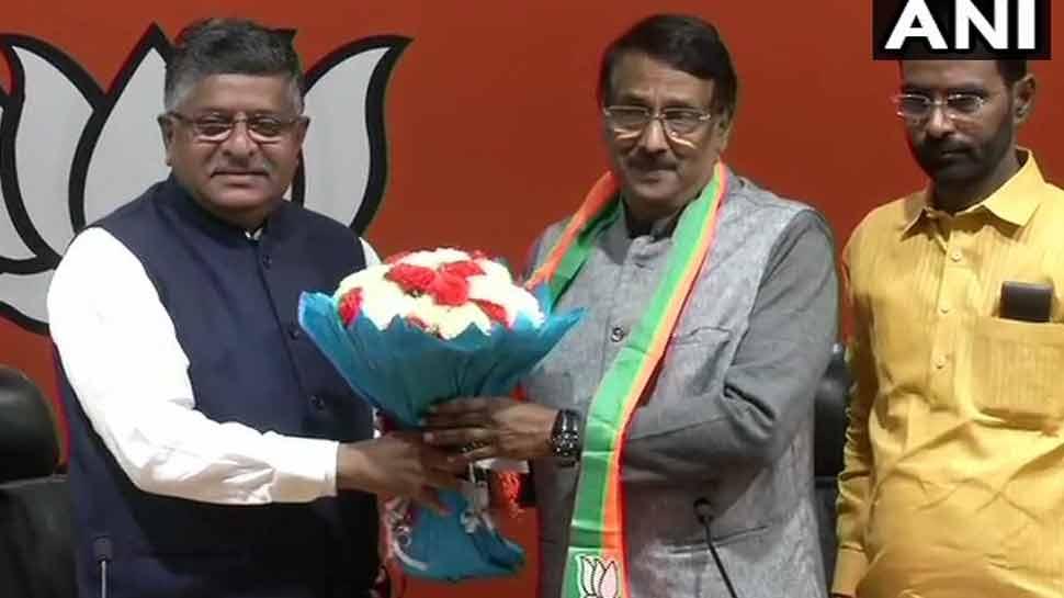 लोकसभा चुनाव से पहले कांग्रेस को बड़ा झटका, राहुल गांधी के करीबी नेता ने थामा बीजेपी का दामन