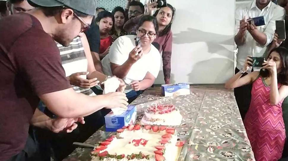 Photos of Aamir Khan 54th Birthday
