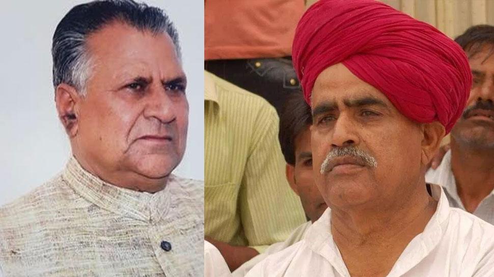 आरक्षण: राजस्थान सरकार की अधिसुचना के बाद भी गुर्जर परेशान, मेघवाल से की मुलाकात