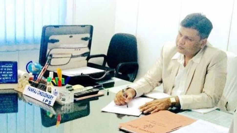 राजस्थान: बर्खास्त IPS अधिकारी पंकज चौधरी ने लोकसभा चुनाव लड़ने की घोषणा की