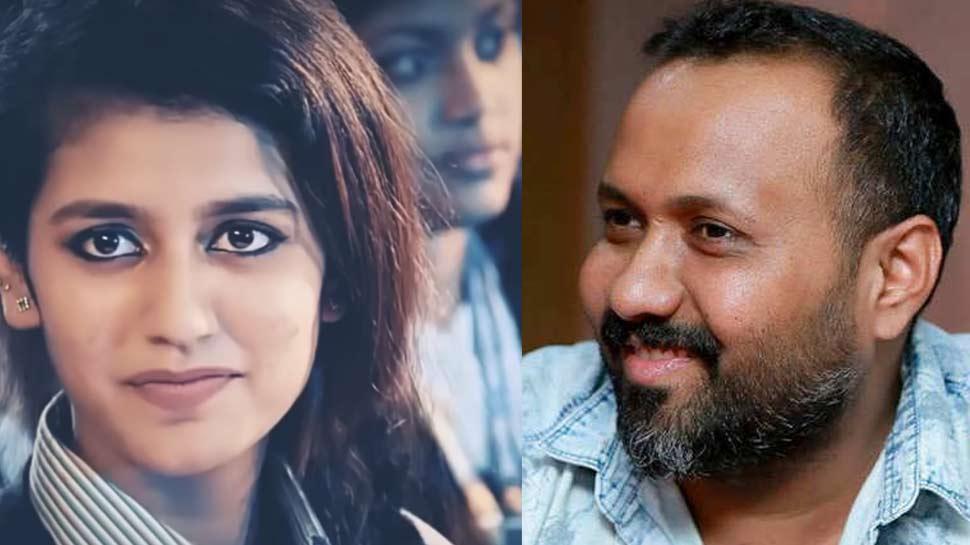 फिर विवादों में आईं प्रिया प्रकाश वारियर, पहली फिल्म के डायरेक्टर ने कही ये बात...