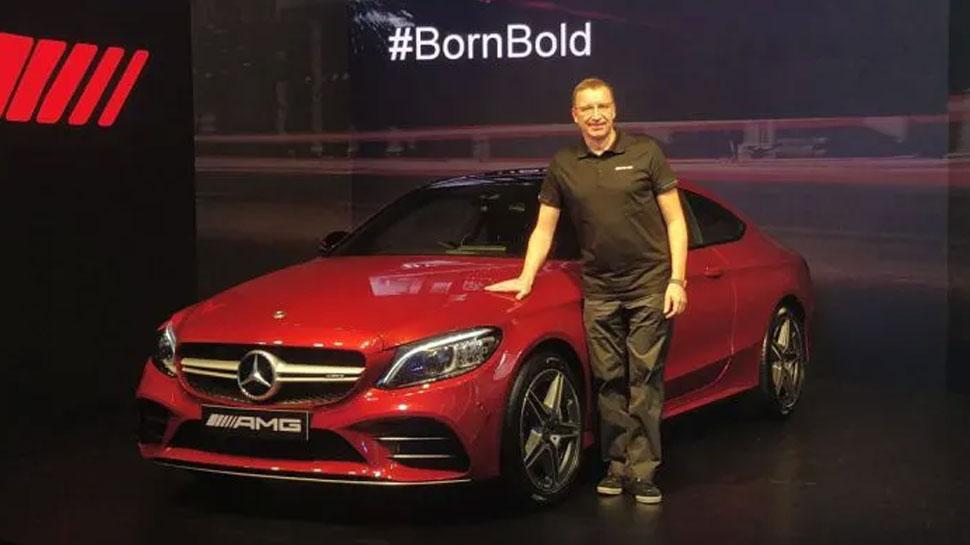 Mercedes ने भारतीय बाजार में लॉन्च की AMG C-43, 5 सेकेंड में 100KM की रफ्तार