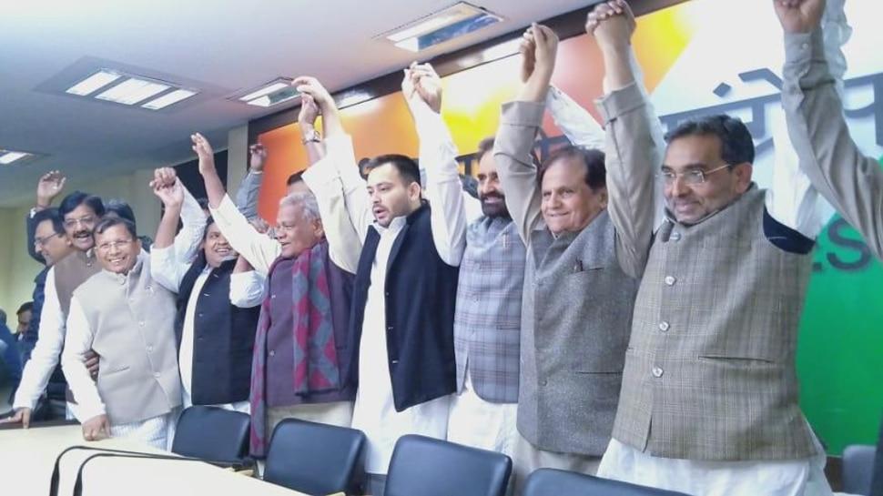 लोकसभा चुनाव : महागठबंधन में सीट शेयरिंग को लेकर खींचतान जारी, BJP-JDU ने कसा तंज