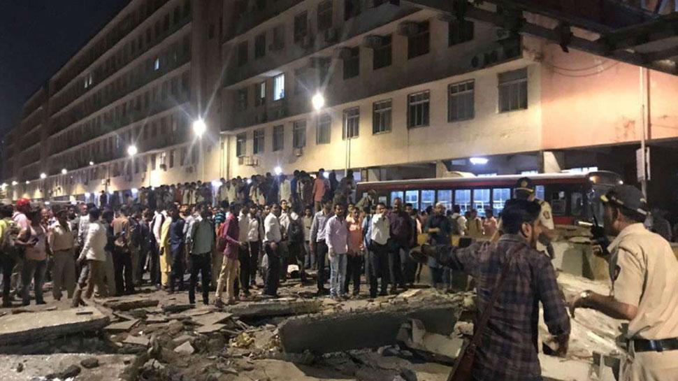 मुंबई पुल हादसे के बाद NCP ने की बुलेट ट्रेन परियोजना को रद्द करने की मांग