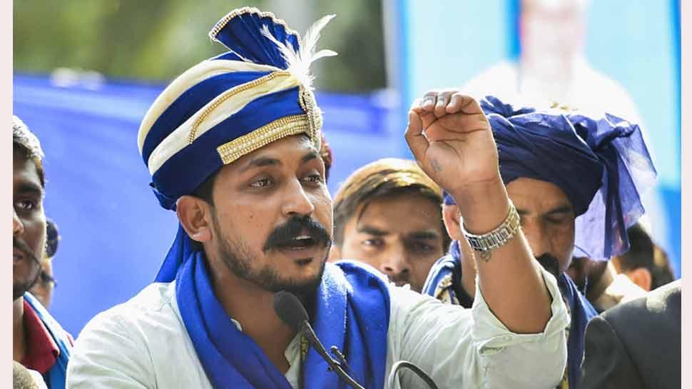 लोकसभा चुनाव 2019: भीम आर्मी प्रमुख चंद्रशेखर आजाद ने किया वाराणसी से चुनाव लड़ने का ऐलान