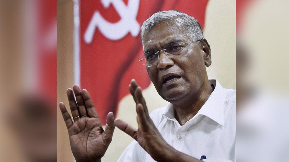 झारखंडः सीपीआई ने की महागठबंधन में शामिल करने की आग्रह, हजारीबाग सीट पर अड़े