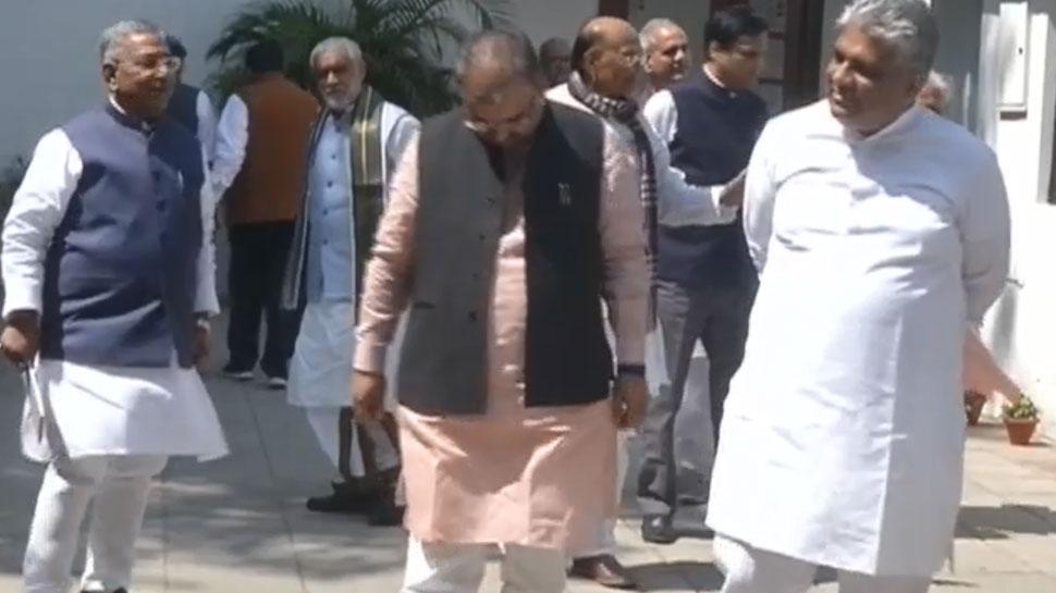 दिल्ली में BJP के बैठकों का दौर जारी, ऐलान हो सकता है पहले चरण के उम्मीदवारों का नाम