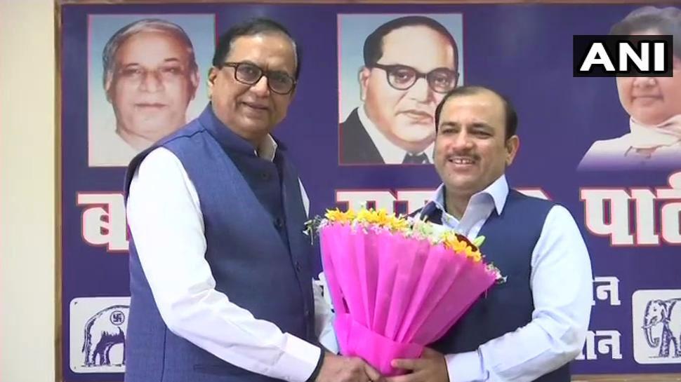 लोकसभा चुनाव 2019: दानिश अली ने JDS छोड़ थामा BSP का दामन, अमरोहा से लड़ेंगे चुनाव!