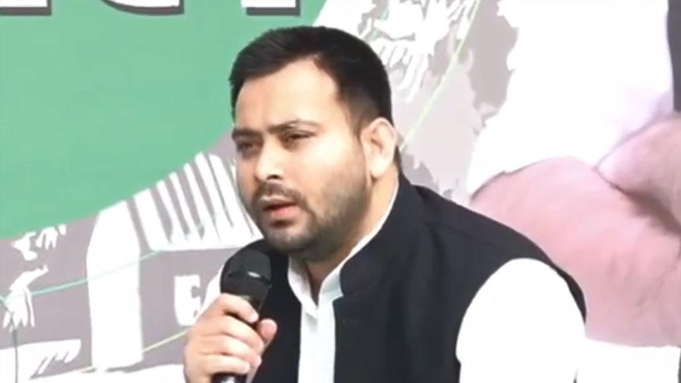 तेजस्वी यादव की कांग्रेस को नसीहत-'चंद सीटों के लिए अहंकार छोड़ दें, वरना जनता नहीं करेगी माफ'