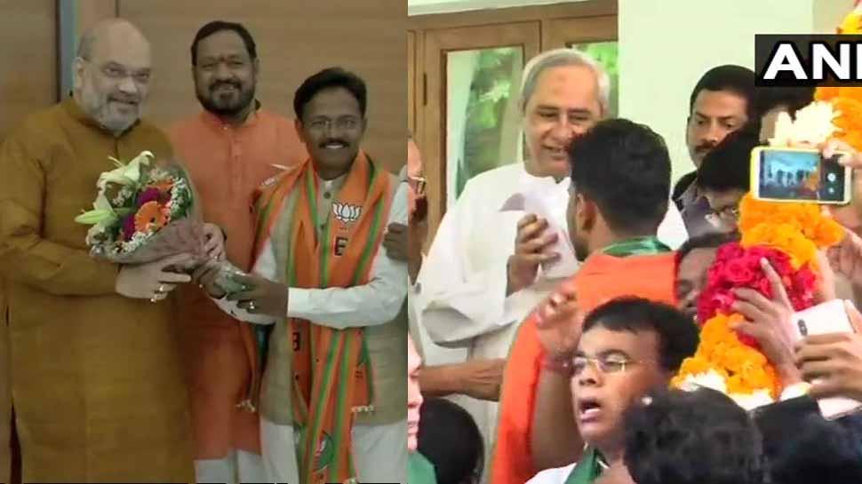 ओडिशा में नहले पर दहला, बीजेडी सांसद BJP में शामिल, नवीन पटनायक ने चला ये दांव