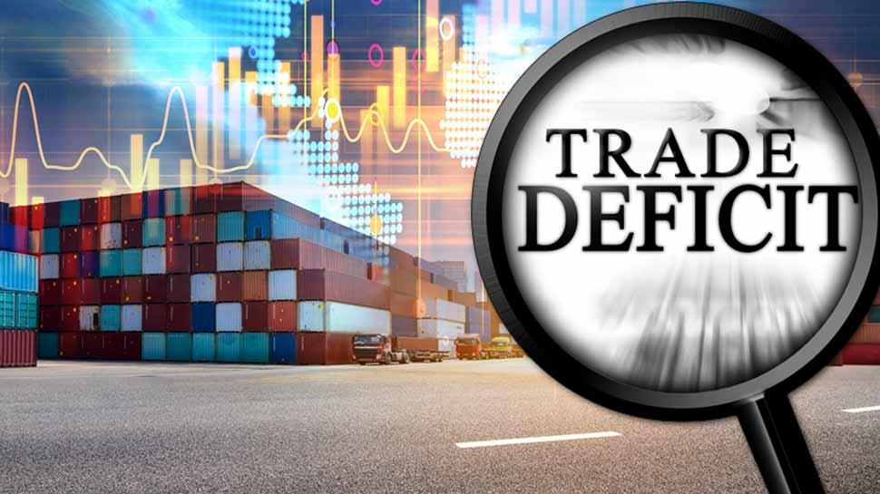 वस्तु एवं सेवा व्यापार घाटा बढ़कर 93.32 अरब डॉलर हुआ