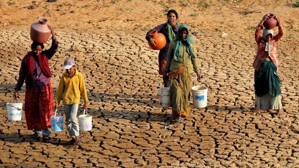 गर्मी की दस्तक से पहले सूखे की चपेट में 4000 गांव, नवंबर से ही शुरू हो गया था पानी का आभाव