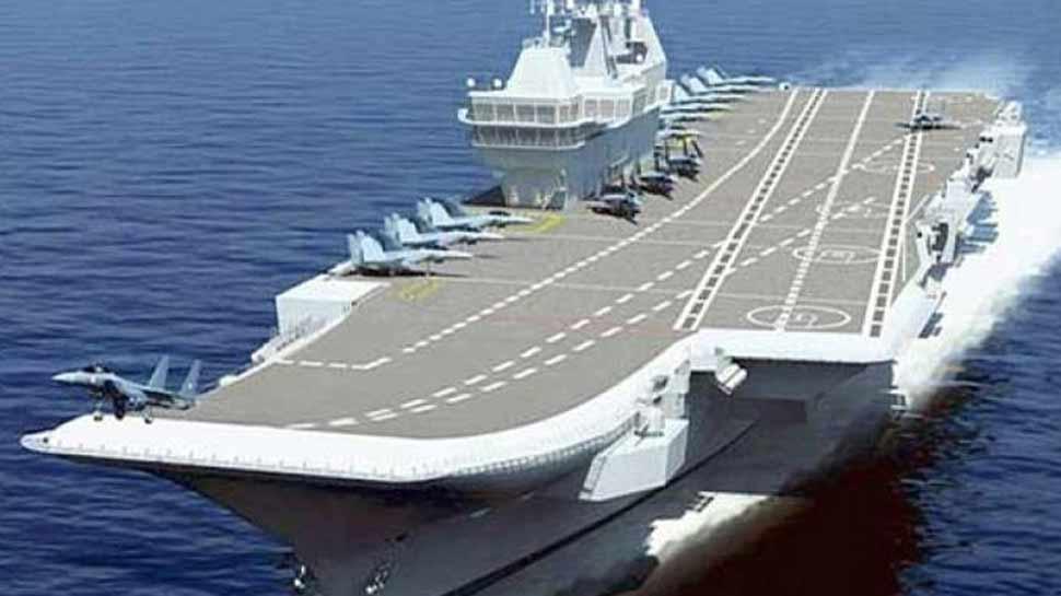 पुलवामा हमला: PAK को जवाब देने के लिए तैयार थी भारतीय नौसेना, अरब सागर में तैनात था INS विक्रमादित्य