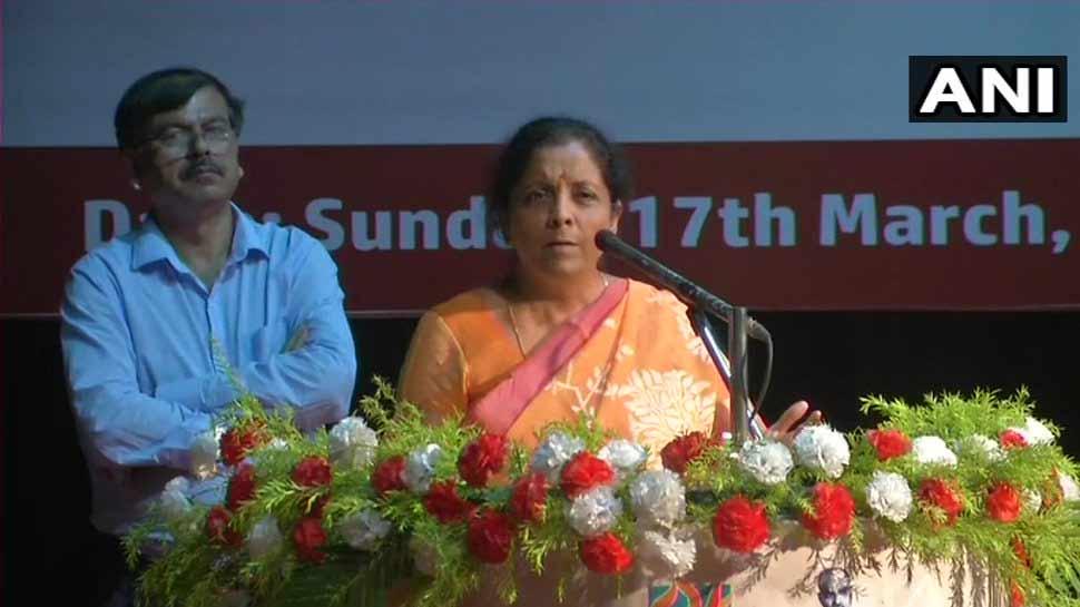 एयर स्ट्राइक पर बोलीं सीतारमण, 'जो मनमोहन सिंह नहीं कर पाए, वह पीएम नरेंद्र मोदी ने किया'