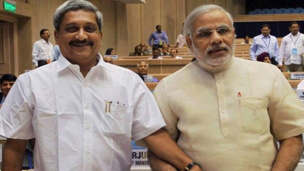 पीएम नरेंद्र मोदी ने कहा, 'आधुनिक गोवा के निर्माता थे मनोहर पर्रिकर'