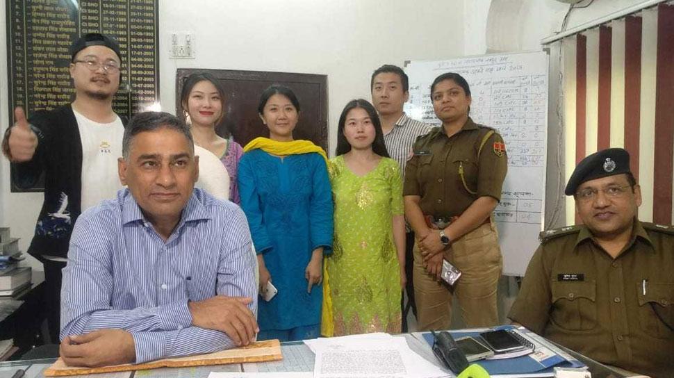 राजस्थान: लापता चीनी युवती मामले में पुलिस को मिली सफलता