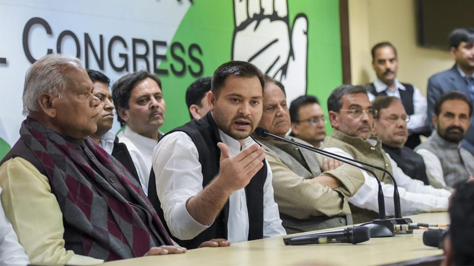 महागठबंधन : RJD के दबाव में आई कांग्रेस, 11 सीटों की जिद छोड़ने को तैयार