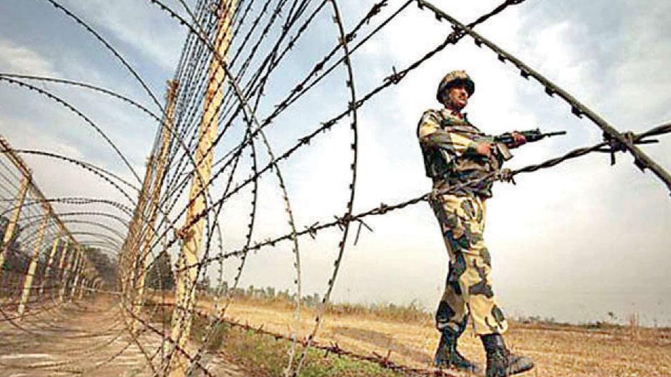 राजस्थान: भारत की चौकियों पर पाक सेना ने फिर की गोलीबारी