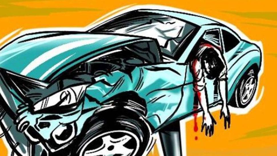 राजस्थान के धौलपुर में ट्रक, जीप की हुई भिड़ंत, 3 की मौत, पांच घायल