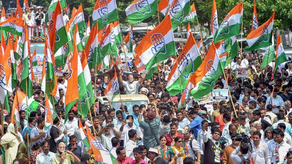 कांग्रेस ने लोकसभा चुनावों के लिए 56 उम्मीदवारों की सूची जारी की, गाजियाबाद से डॉली शर्मा होंगी उम्मीदवार