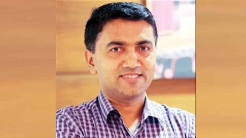 गोवा के नए CM प्रमोद सावंत बोले- 'मनोहर पर्रिकर मुझे राजनीति में लाए'