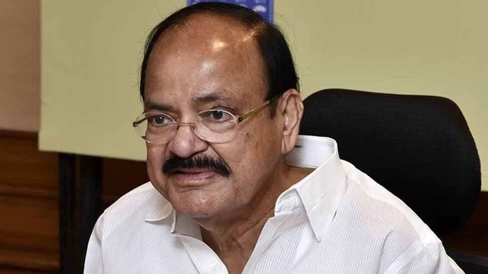 26 मार्च को जयपुर आएंगे उपराष्ट्रपति वेंकैया नायडू, डीबी गुप्ता ने तैयारियों का लिया जायजा
