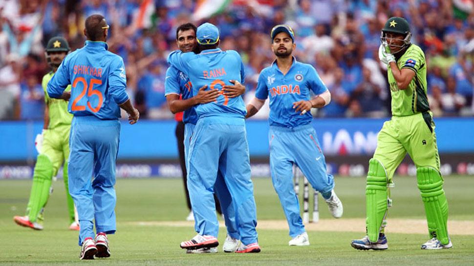 World Cup 2019 में भारत को पाकिस्तान के साथ भिड़ना ही पड़ेगा, आईसीसी ने बताई ये वजह