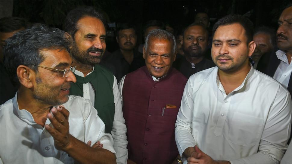 बिहार : महागठबंधन में तय हुआ सीट शेयरिंग का फॉर्मूला, कांग्रेस के खाते में गई 9 सीटें!