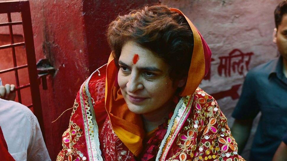 प्रियंका गांधी का खुलासा, 'शायद इस वजह से लोग इंदिरा से करते हैं मेरी तुलना'