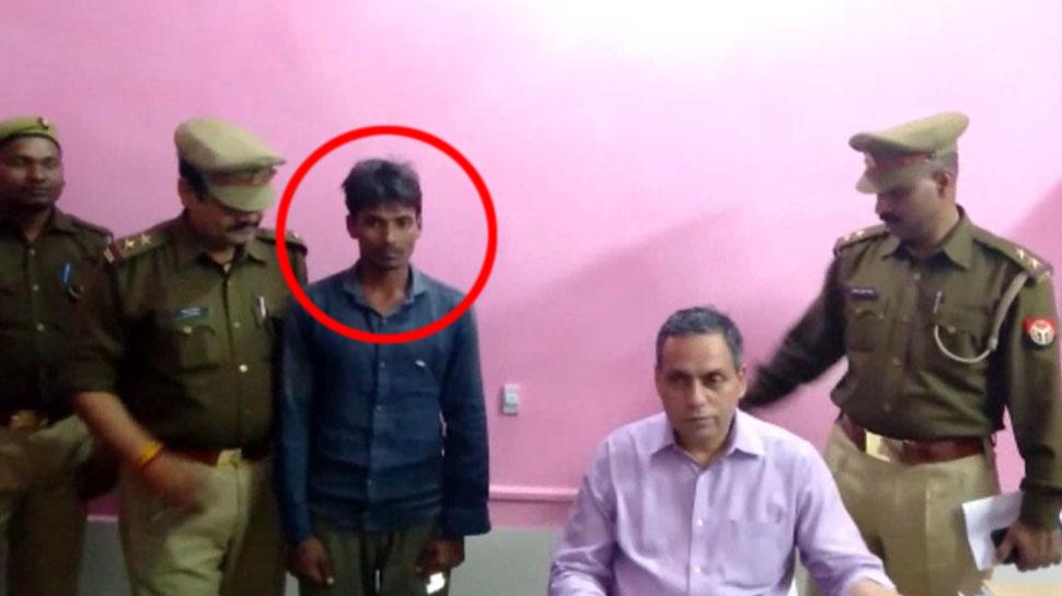 फतेहपुर: हाई स्पीड ट्रेन 'वंदेभारत' पर पथराव करने वाला आरोपी गिरफ्तार