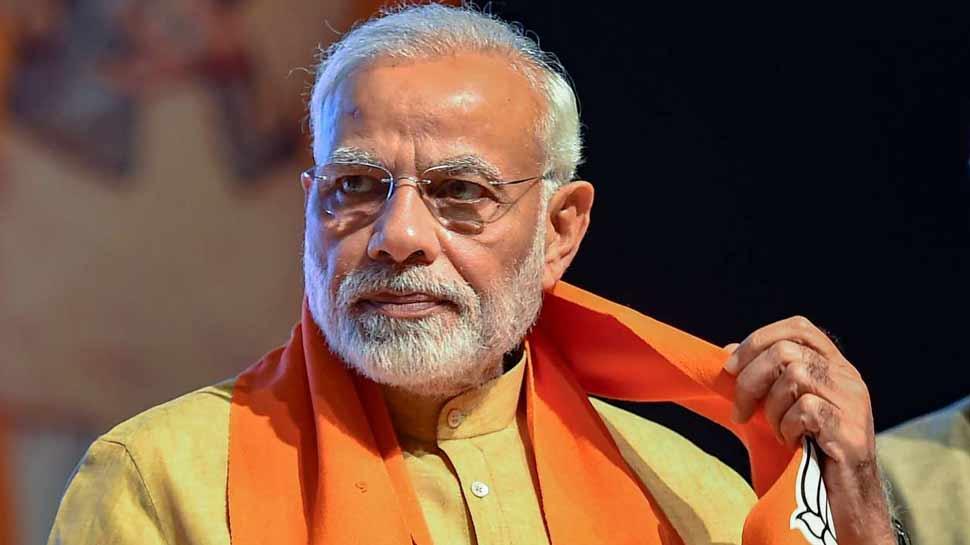 लोकसभा चुनाव 2019: पीएम मोदी ने ब्लॉग के जरिए किया कांग्रेस पर हमला