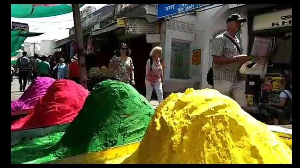 पुष्कर 'कपड़ा फाड़' की होली का बदला नाम, अब 'रसरंग होली' खेलेंगे देशी-विदेशी सैलानी