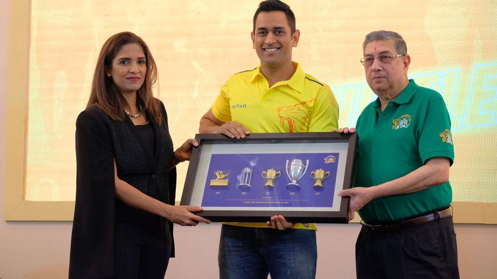 IPL 2019: शहीदों के परिवारों की मदद के लिए आगे आई चेन्नई सुपर किंग्स, उठाया ये कदम