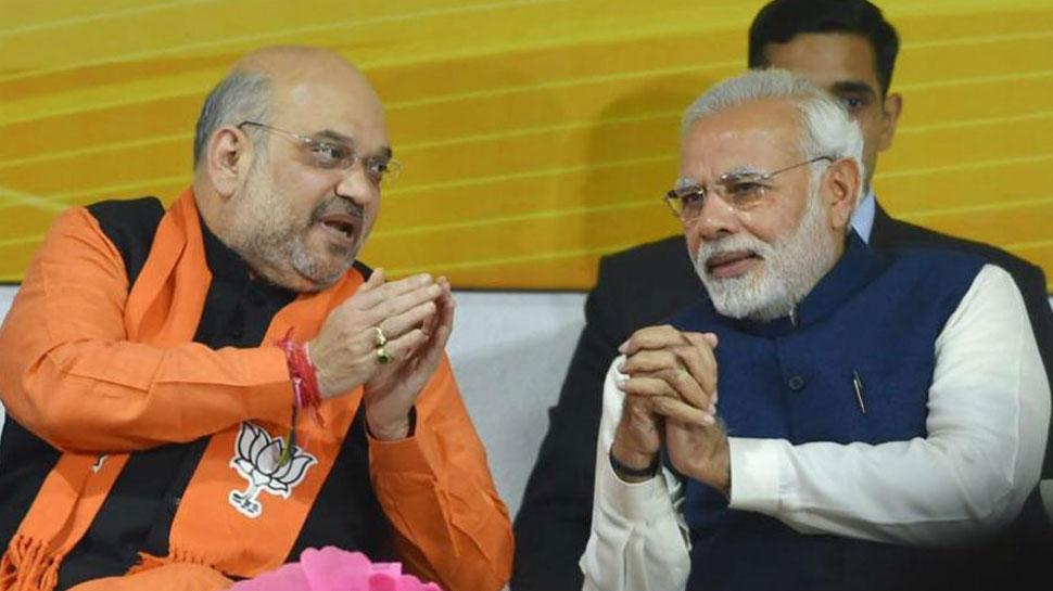 बीजेपी ने जारी की पहली सूची: पीएम मोदी वाराणसी, अमित शाह गांधीनगर से लड़ेंगे चुनाव