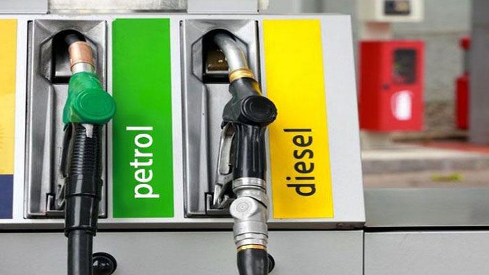 पेट्रोल के दाम बढ़े, लगातार दो दिनों से डीजल में राहत, जानें आज के रेट