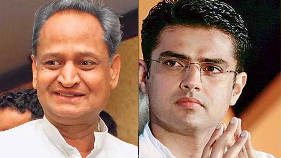 राजस्थान: देर रात तक आ सकती है कांग्रेस की लिस्ट, CM गहलोत और पायलट पहुंचे दिल्ली