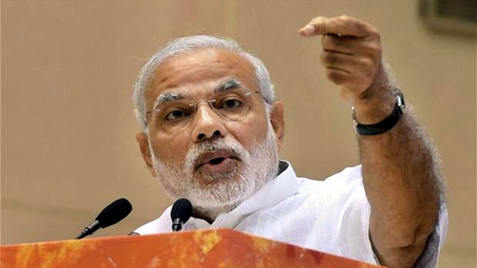 विपक्ष बार-बार सेना का अपमान कर रहा है, माफ नहीं करेगी जनता : PM मोदी