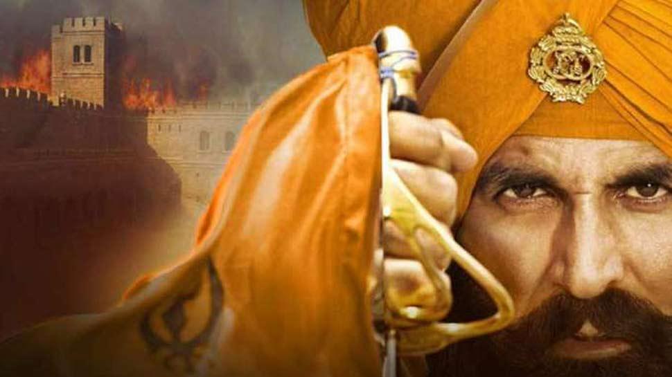 Box Office Collection: केसरिया हुई अक्षय कुमार की होली, 'केसरी' ने पाई बिगेस्ट ओपनिंग!