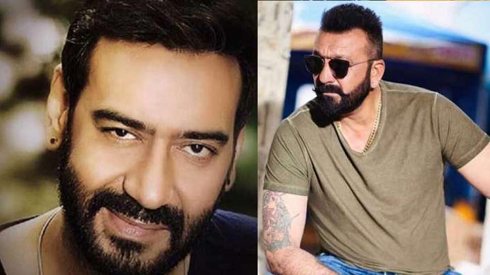 अजय देवगन की फिल्म में हुई संजय दत्त की एंट्री, ये दो हसीनाएं भी होंगी साथ