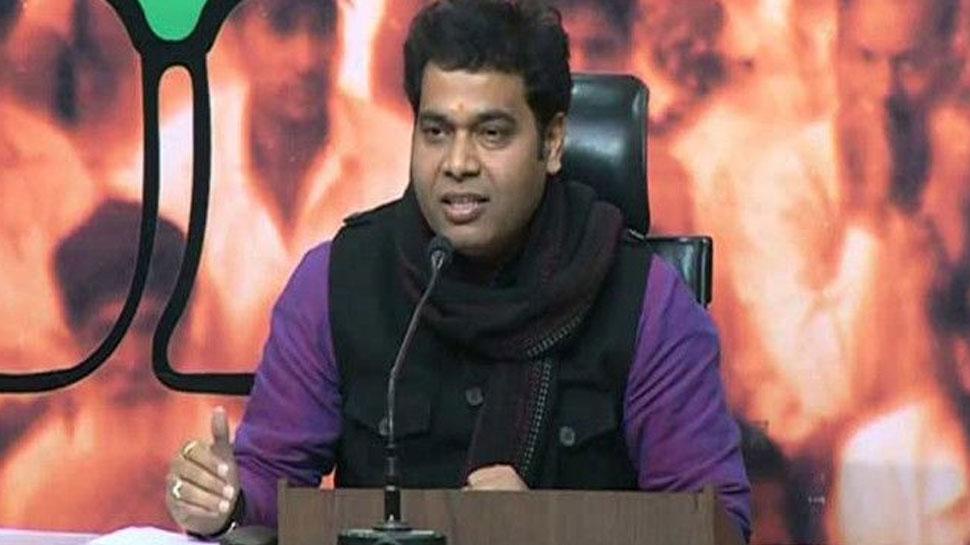 कांग्रेस के आरोपों पर BJP का पलटवार, कहा- जनता चुनाव में देगी जवाब