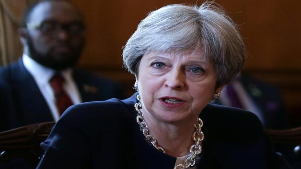 ब्रिटेन: प्रधानमंत्री टेरीजा ने ब्रेक्जिट समझौते पर तत्काल मतदान ना कराने की अपील की